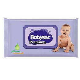 Toallas Humedas Babysec Premium X 24 Unidades