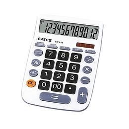 Calculadora Eates 12 Digitos