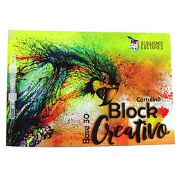 Block Creativo Base 30 Dibujemos