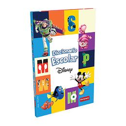 Diccionario Escolar Disney Primavera