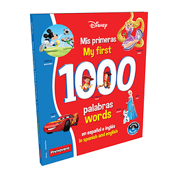 Diccionario Mis Primeras 1000 Palabras