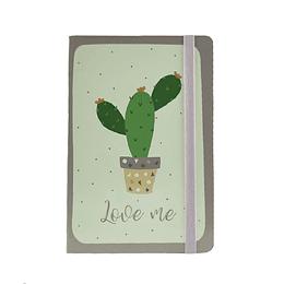 Agenda Cactus Pasta Dura