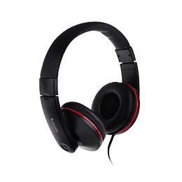 Audífonos Con Micrófono Tipo Diadema Esenses HP-801
