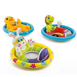 Flotador Inflable Animales Surtido Intex