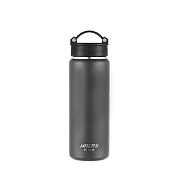 Termo Haers Single Cap Cool Gray 530 Ml