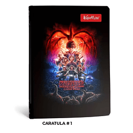 Cuaderno Cosido KeeperMate Stranger Things