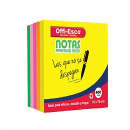 Notas Adhesivas Offi-Esco