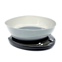 Bascula De Cocina Digital 5 Kg Home Elements