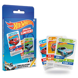 Cartas de Colleccion Hot Wheels