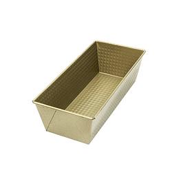 Molde Ilko Non Stick Gold Rectangular 30 Cm