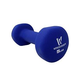 Mancuerna 5 Libras Wonder Sport