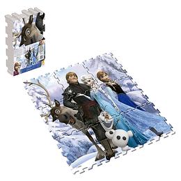 Tapete Mágico Frozen