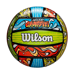 Balón Voleibol Wilson Ocean Grafiti