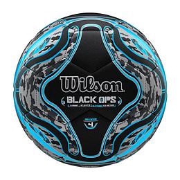 Balón Futbol # 5 Wilson Black Ops