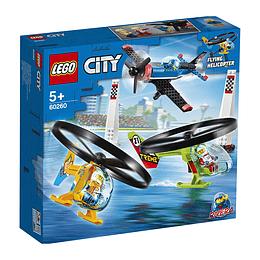 Lego City: Carrera Aérea