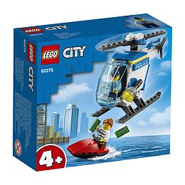 Lego City: Helicóptero De Policía