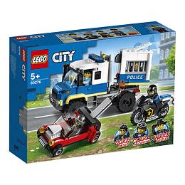 Lego City: Transporte De Prisioneros De Policía