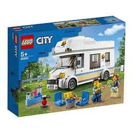 Lego City: Casa Rodante De Vacaciones