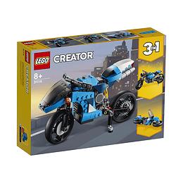 Lego Creator 3 En 1 Super moto