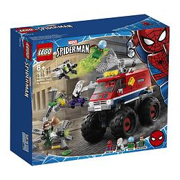Lego Marvel Spider-Man Monster Truck De Spider-Man Vs. Mysterio