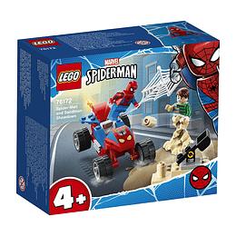 Lego Marvel Spider-Man Batalla Final Entre Spider-Man Y Sandman