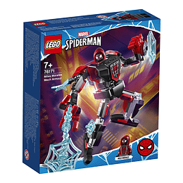 Lego Spider-Man Armadura Robótica De Miles Morales