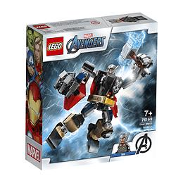 Lego Marvel Vengadores Classic Armadura Robótica De Thor
