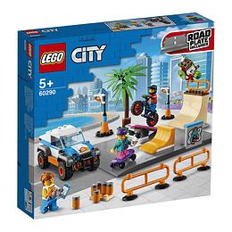 Lego City Pista De Skate
