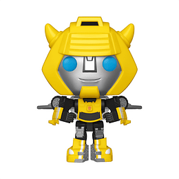Pop Retro Toys: Transformers Bumblebee Fig. Vinil
