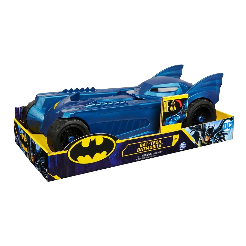 Batman Batimovil Escala