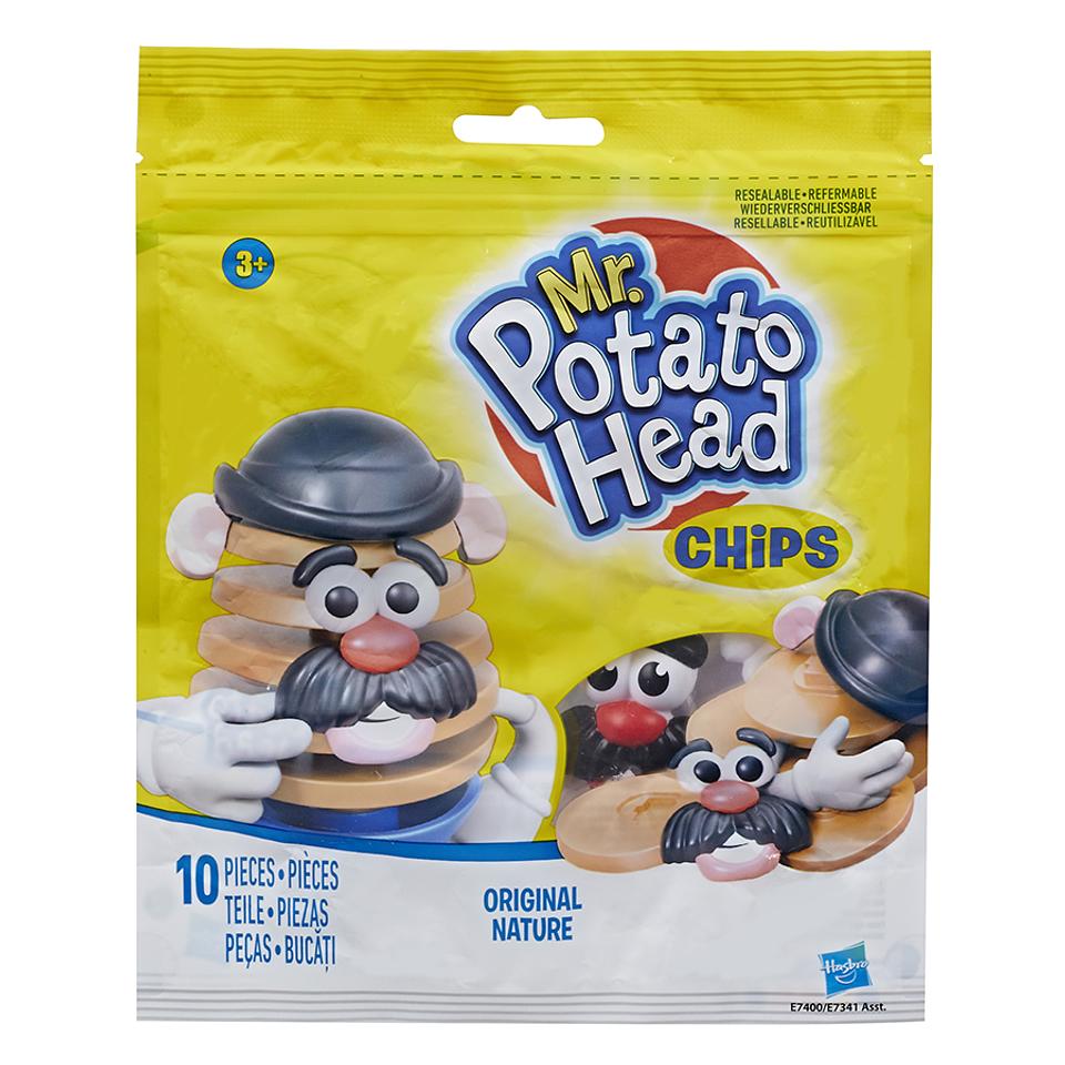 Sr. Cara De Papa Chips