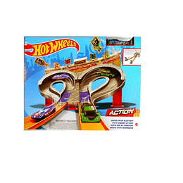 Hot Wheels Carrera Súper Explosiva