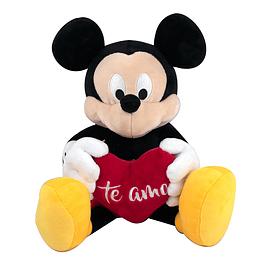 Peluche Mickey con Corazón