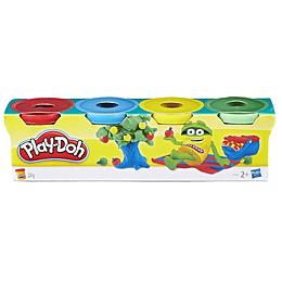 Play Doh mini empaque por 4