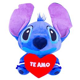 Peluche Stitch con Corazón