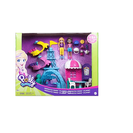 Polly Pocket Aventura En París