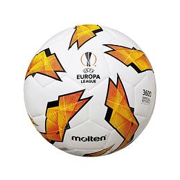 Balón Futbol # 5 Hibrido UEFA Europa League Blanco