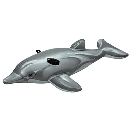 Flotador Delfín Intex 1.75 x 66 Cm