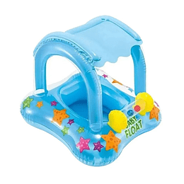 Flotador Techo Baby Float 81 cm Intex