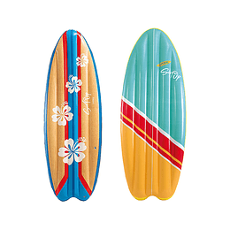 Colchoneta Inflable Surf Intex