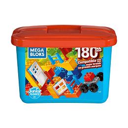 Mega Bloks Caja De Construcción Mini 180 Piezas