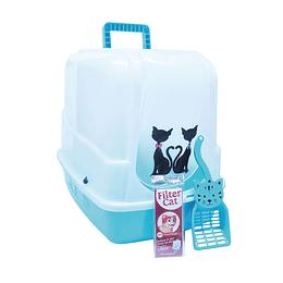 Baño Para Gatos Filter Cat AM