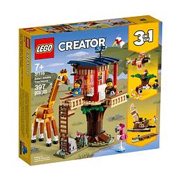 Lego Creator 3 En 1 Casa Del Árbol En El Safari