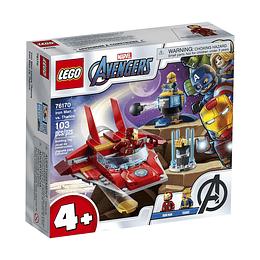 Lego Marvel Super Héroes Iron Man Vs. Thanos