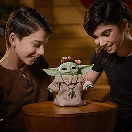 Star Wars - Baby Yoda The Child Figura Animatronica