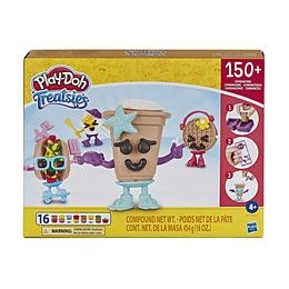 Play Doh Treatsies Pack X 4, +150 Combinaciones