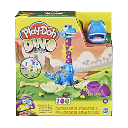 Play Doh Dino Cuello Largo