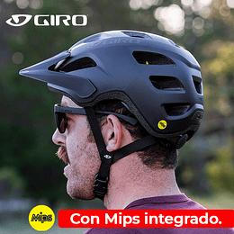 Casco Giro Fixture Mips Matte Black