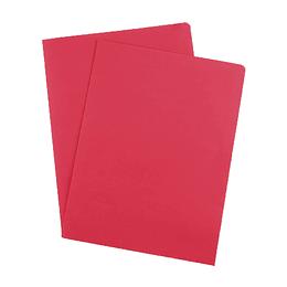 Carpeta Colorcid Roja Carta