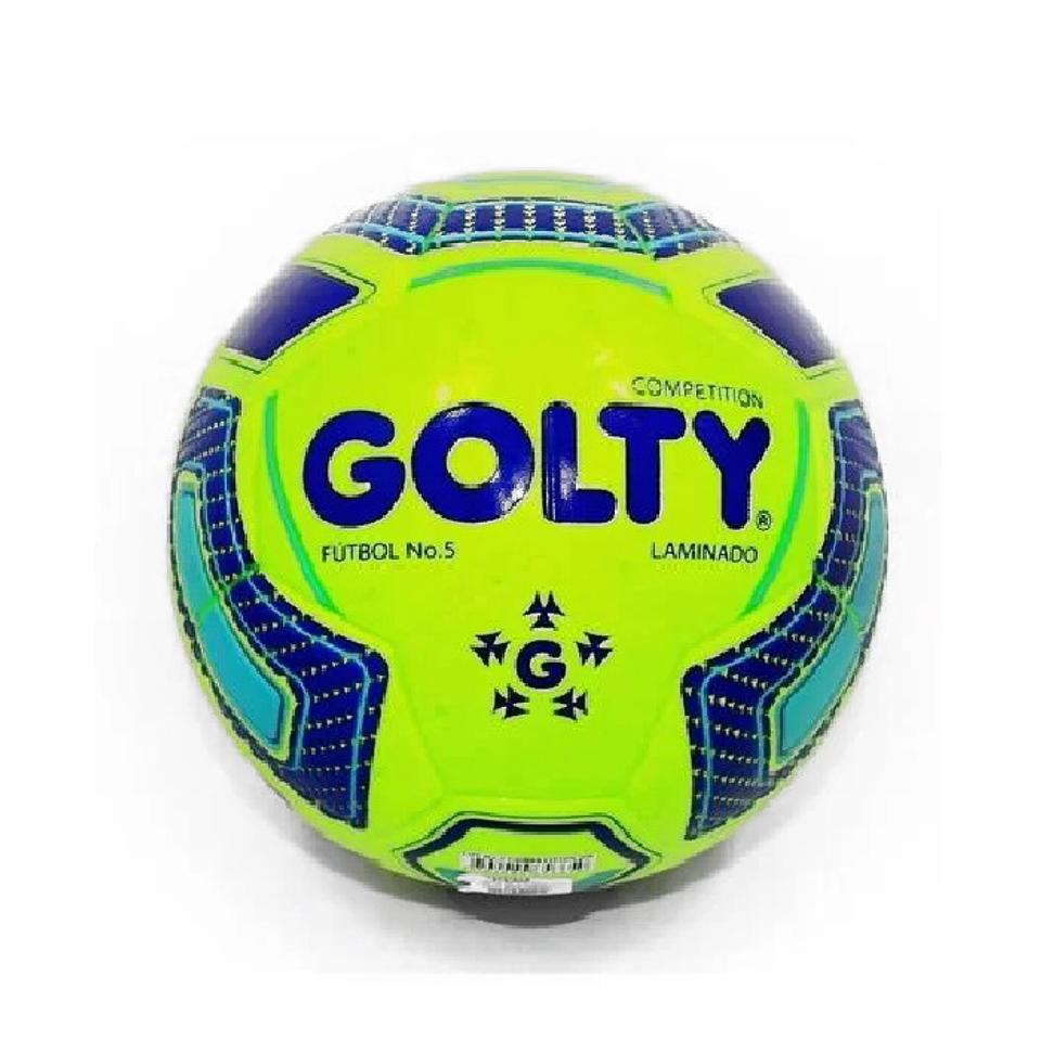 Balón Fútbol # 5 Golty Competition ON